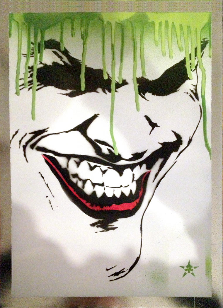 ::the.joker:: by josiahbrooks