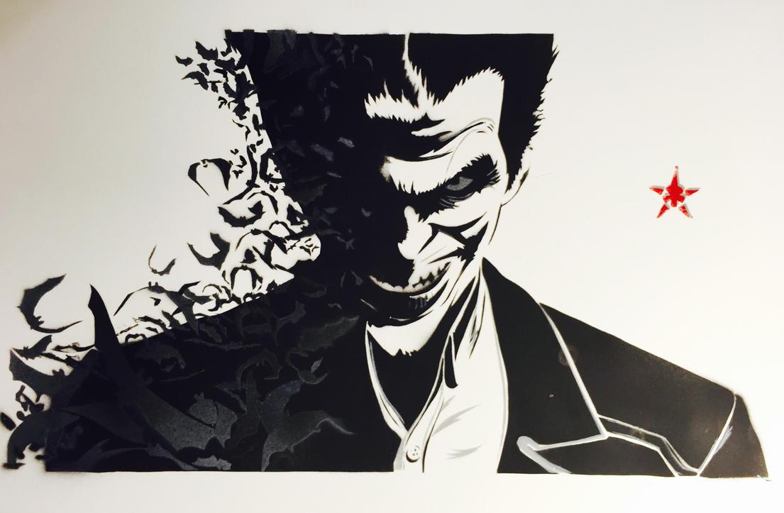 ::the.joker.two:: by josiahbrooks