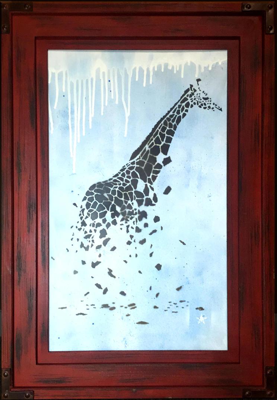 ::giraffe.2:: by josiahbrooks