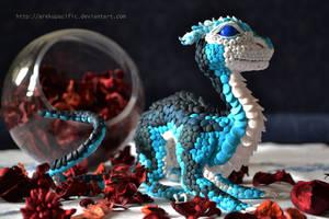 Ice Dragon by arekupacific