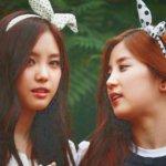 A Pink Chorong Naeun Icon #1 by sayhellotothestars