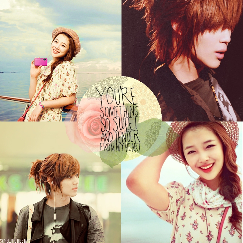 Taemin and Sulli - Something sweet and tender by ...