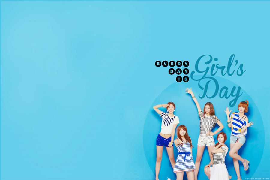 girls day wallpaper by - photo #16