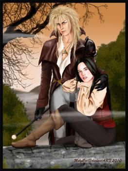 Labyrinth - Jareth and Sarah