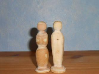 God and Goddess figurines