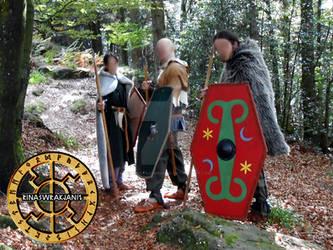 Rinaswrakjaniz (Rhine's warriors) Ist century