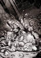 Croods Tribute by Nicolasaviori