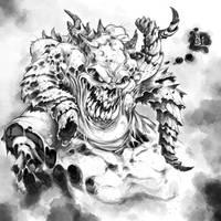 Demon by Nicolasaviori