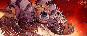 Garrosh!5 by Nicolasaviori