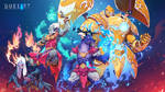 Keyart Duelyst Ancient Bonds