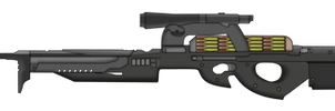 BN PSLR-80 by TheFrozenWaffle