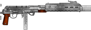Hafiz ESS-22 by TheFrozenWaffle