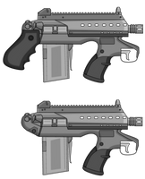 Noth PDW A1 by TheFrozenWaffle
