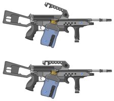 CTHF M204 by TheFrozenWaffle