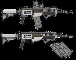 UGTF L603 Combat Rifle by TheFrozenWaffle