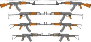 Type 56 Weapon Line