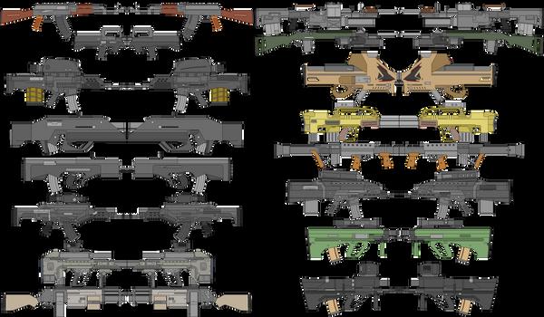 OICWs SPIWs and Multi-Guns