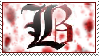 Beyond Birthday Stamp by Cookie-Kitsune