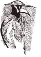 Plague doctor by jemenik