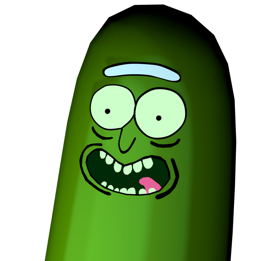 Pickle Rick [RICK AND MORTY] by Doubla-R on DeviantArt