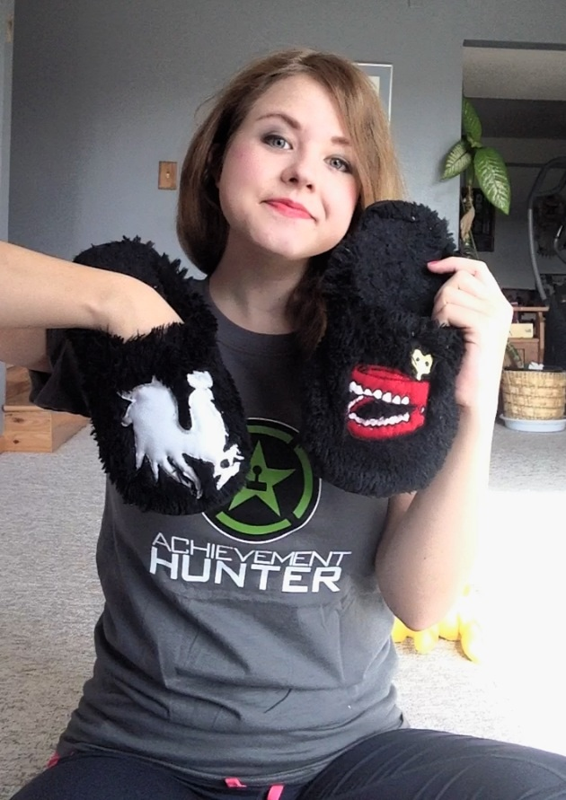 Rooster Teeth Slippers by Pathlon