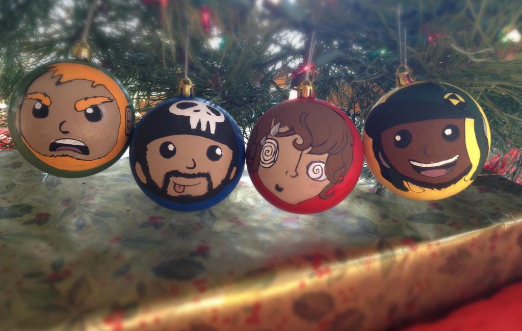 SBF Christmas Bulbs by Pathlon