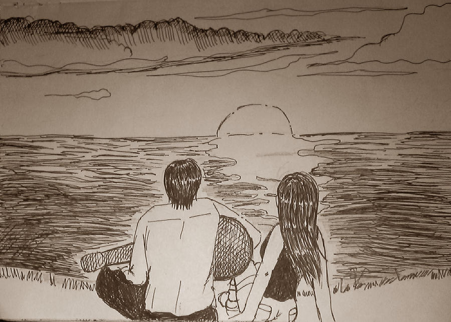Watch The Sunset By Pcat007 On DeviantArt