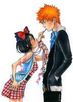IchiRuki - Do you love me? by kirakam