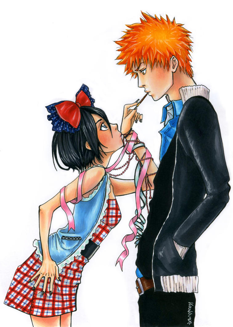 IchiRuki - Do you love me? by kirakam