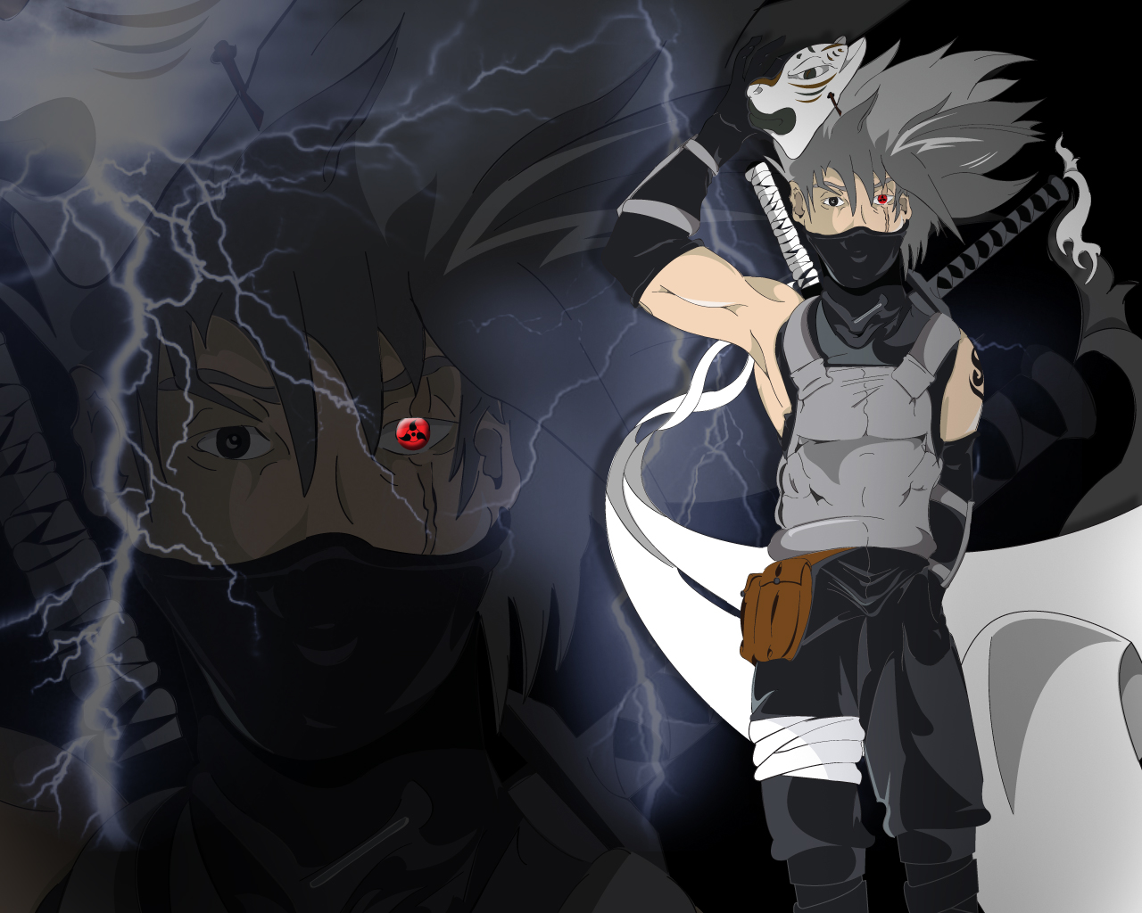 Kakashi Anbu Background by ImmortalZod on DeviantArt