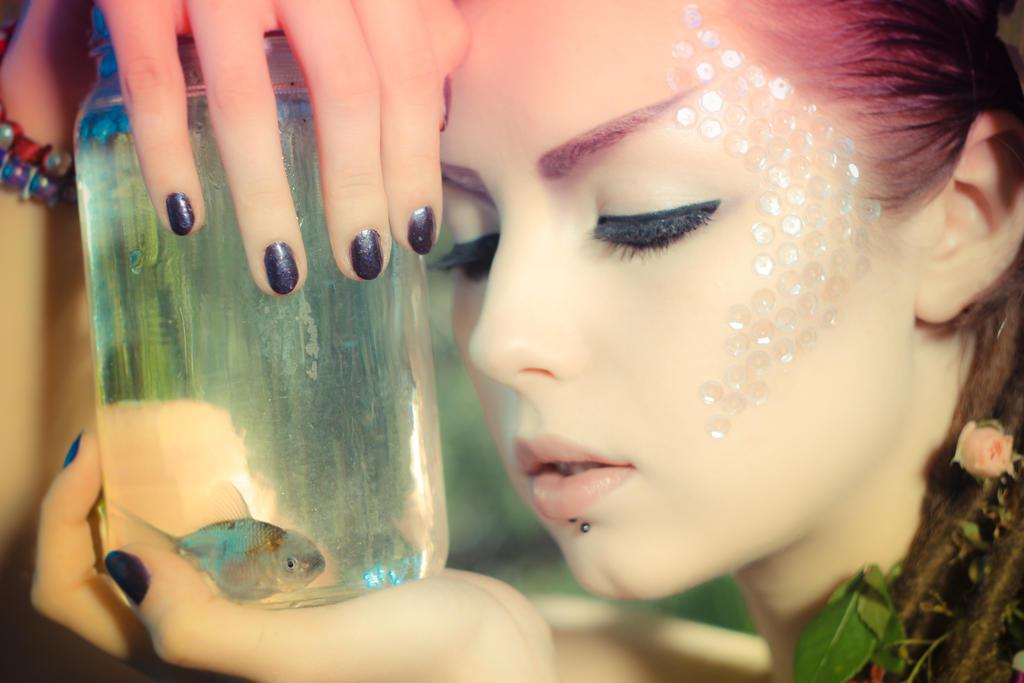 Fish Fairy Tale by NateKaranlit