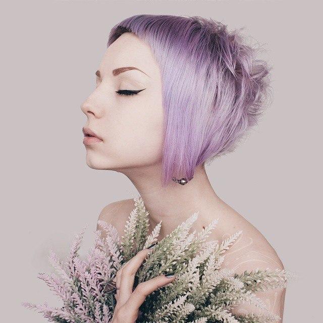 Lavender by NateKaranlit