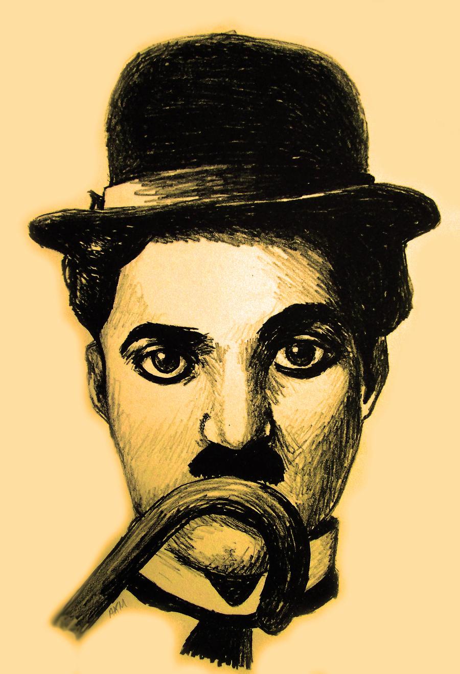 Chaplin by AKGirlGamer