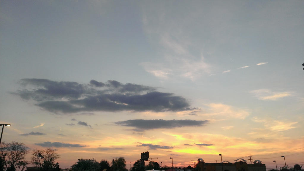 Sunday Sundown by Isaiah2696