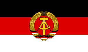 Alternate East German Flag