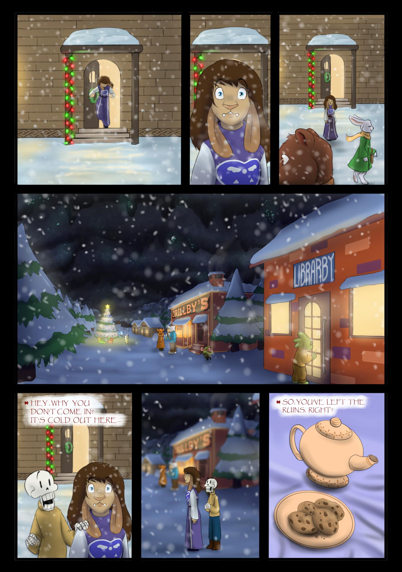 Soultale-Page67 by Uru1