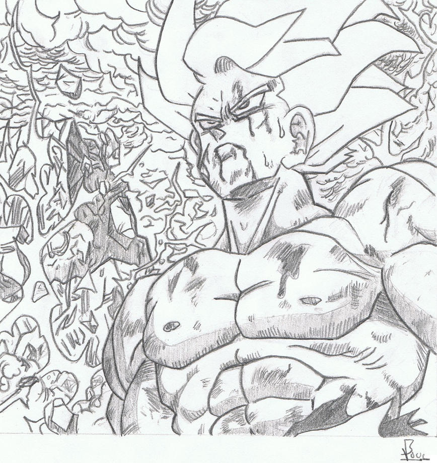 dbz coloring pages frieza - photo#45