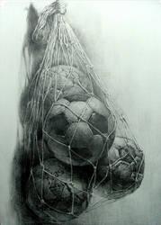 soccer ball by artist6645