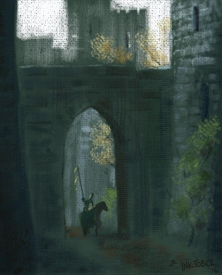 Castle Study by Zenshouse