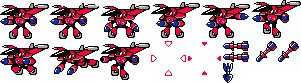 Jet Man Sprite Rip by mike1967-now