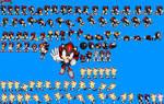 Sonic 1 Megamix v4.0 - Shadow the Hedgehog