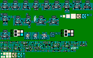 Block Man NES by mike1967-now