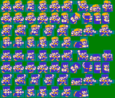 Wario 8-Bit by mike1967-now