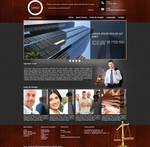 Layout Advocacia