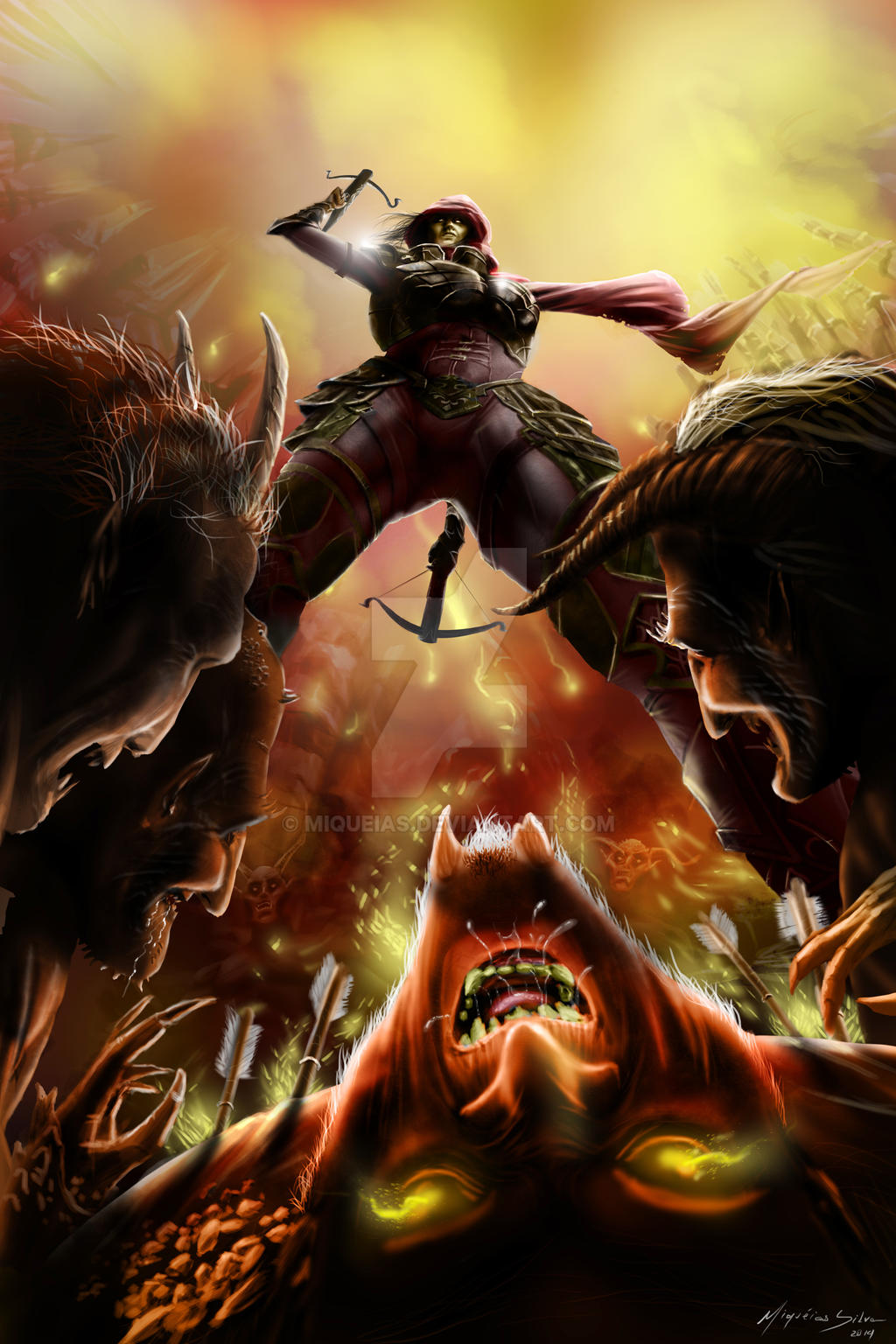 Demon-hunter10 2 by miqueias