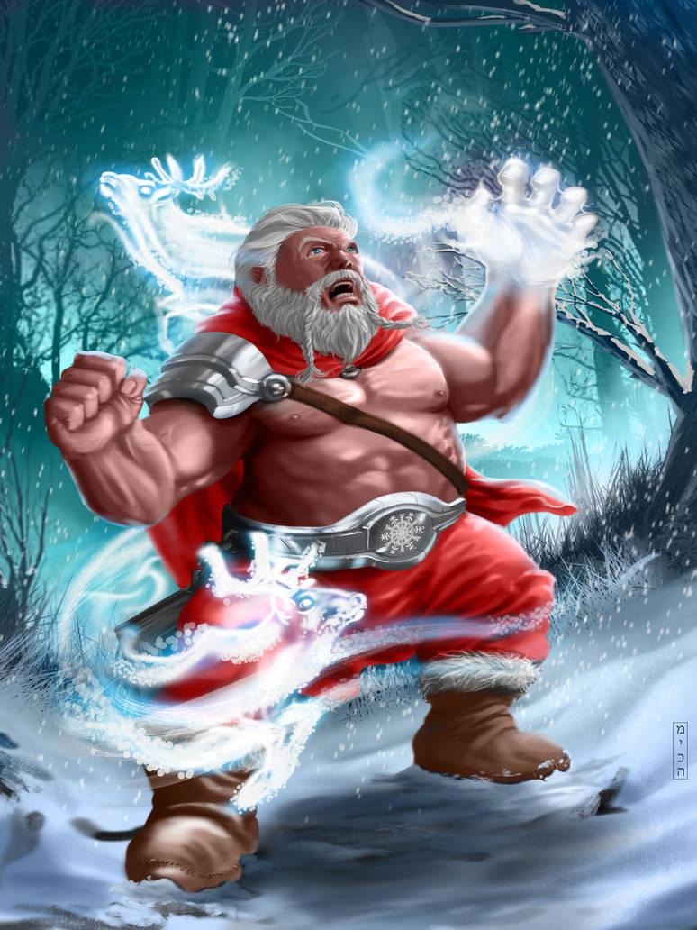Santa Claus by miqueias