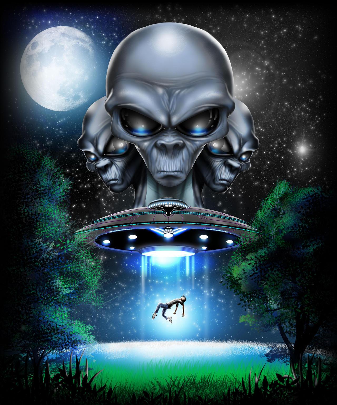 Alien- Abducion