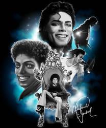 Michael Jackson Tshirt Illustration