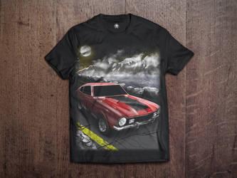 Maverick MockUp Tshirt