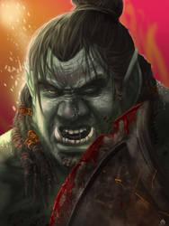 The Brave Ork